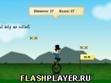 Игра Моноцикловое безумие - играть бесплатно онлайн