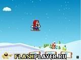 Игра Марио и ледяной скейтинг - играть бесплатно онлайн