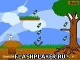 Игра Пьяный кролик - играть бесплатно онлайн