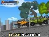 Игра 5 джипов - играть бесплатно онлайн
