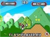 Игра Марио мотокросс мания - играть бесплатно онлайн