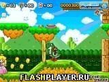 Игра Приклюения Марио и Йоши 2 – Замечательный остров - играть бесплатно онлайн
