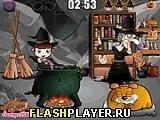 Игра Секретное колдовство - играть бесплатно онлайн