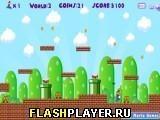 Игра Марио-бегун - играть бесплатно онлайн