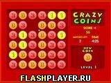 Игра Безумные монетки - играть бесплатно онлайн