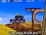Игра Супер трактор - играть бесплатно онлайн