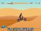 Игра Грязный байк – Чемпионат в Сахаре - играть бесплатно онлайн
