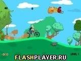Игра Папай на байке - играть бесплатно онлайн