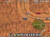 Игра Маленькие гонщики - играть бесплатно онлайн