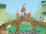 Игра Байкер из Средневековья - играть бесплатно онлайн