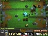 Игра Агентство по защите от зомби - играть бесплатно онлайн