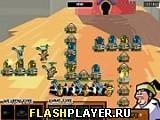 Игра Мистер Но Хэндс защищается от Биг Грина - играть бесплатно онлайн