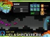 Игра Защити логово монстров - играть бесплатно онлайн