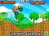 Игра Донки Конг и грузовик - играть бесплатно онлайн
