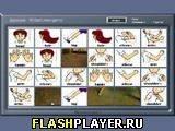 Игра Меморина - части тела Часть 1 - играть бесплатно онлайн