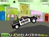 Игра Полицейский джип - играть бесплатно онлайн