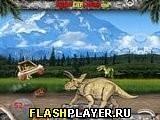 Игра Доисторический попрыгун - играть бесплатно онлайн
