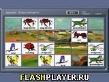 Игра Меморина - насекомые - играть бесплатно онлайн