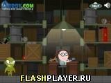 Игра Пришелец Альберт. Побег из зоны 51 - играть бесплатно онлайн