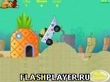 Игра Спанч Боб – Гонки на лодках - играть бесплатно онлайн