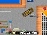 Игра Соревнование для водителя такси 2 - играть бесплатно онлайн