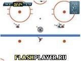 Игра Супер хоккей - играть бесплатно онлайн