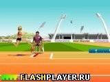Игра Прыжок в длину - играть бесплатно онлайн