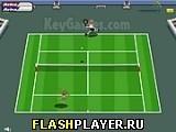 Игра Ангельский теннис - играть бесплатно онлайн