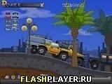 Игра Гонки на грузовиках - играть бесплатно онлайн