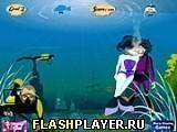 Игра Подводная любовь - играть бесплатно онлайн