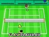 Игра Разгромная партия – Теннис - играть бесплатно онлайн