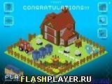 Игра Построй ферму - играть бесплатно онлайн