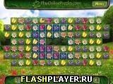 Игра Цветочный пазл - играть бесплатно онлайн