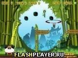 Игра Панда самурай - играть бесплатно онлайн