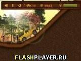 Игра На джипе к вершине 2 - играть бесплатно онлайн