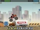 Игра Мега грузовик - играть бесплатно онлайн