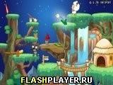 Игра Ленивый козлик – Приключения лунатика - играть бесплатно онлайн