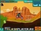 Игра Бомбоголовый мотокросс - играть бесплатно онлайн