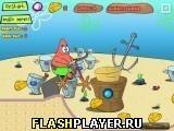 Игра Патрик и сырный байк - играть бесплатно онлайн