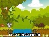 Игра Енот-полоскун - играть бесплатно онлайн