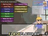 Игра Зубрила - играть бесплатно онлайн