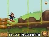 Игра Горилла-гонщик - играть бесплатно онлайн