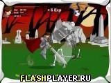 Игра Нападение мёртвых - играть бесплатно онлайн