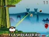 Игра Панда самурай 2 - играть бесплатно онлайн