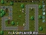 Игра Оборона Истерота - играть бесплатно онлайн