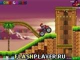 Игра Марио на острове Соника - играть бесплатно онлайн