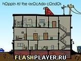 Игра Заяц в Авокадо доме - играть бесплатно онлайн
