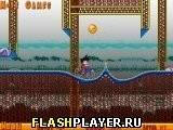 Игра Роллер Гоку - играть бесплатно онлайн