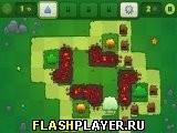 Игра Защитник цветов - играть бесплатно онлайн