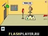 Игра Рыжий сбегает из тюрьмы - играть бесплатно онлайн